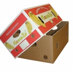 Box and lid packaging