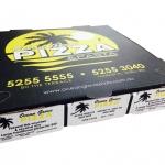 Ocean Grove Pizza 13 inch pizza box
