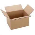 RSC Kraft Corrugated Packing Box