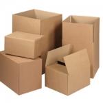 Single Wall Shipping Box
