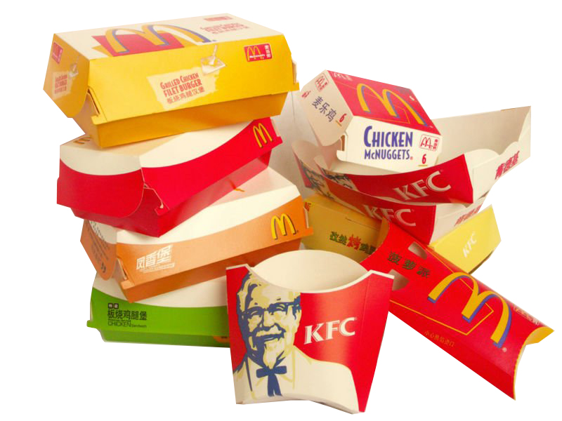 Where Are Fast Food Wrappers Made